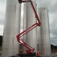 Installing New Bulk Storage Tanks